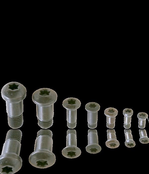 HIBF-screws